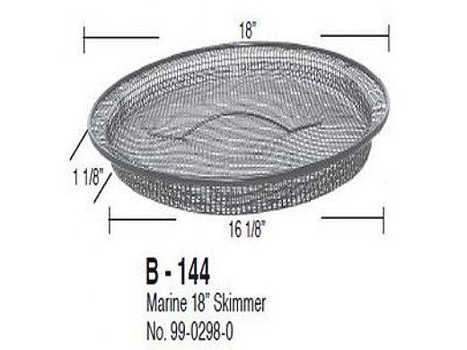 "Aladdin Basket for Marine 18"" Skimmer No. 99-0298-0   B-144"