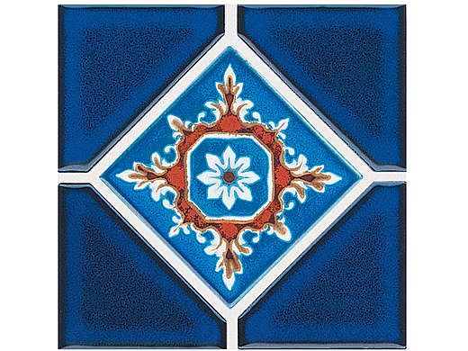 National Pool Tile Discovery Series | Royal Blue | DS200