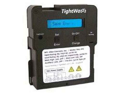Tightwatt Digital Pool Controllers For Two Speed Pool