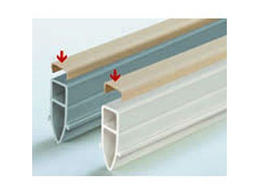 Wr Meadows Expansion Joint Renu Strip White 10 Foot