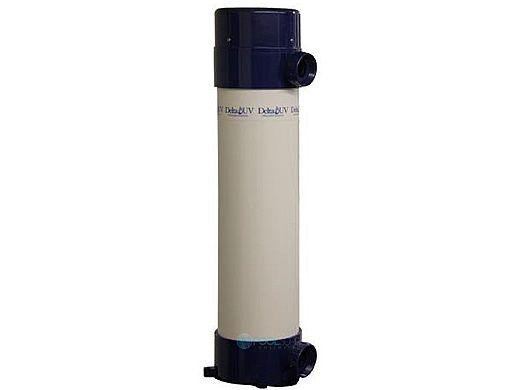 Delta Ultraviolet UV Sanitizer E Series   E-110   110 GPM   Plastic   38-08546