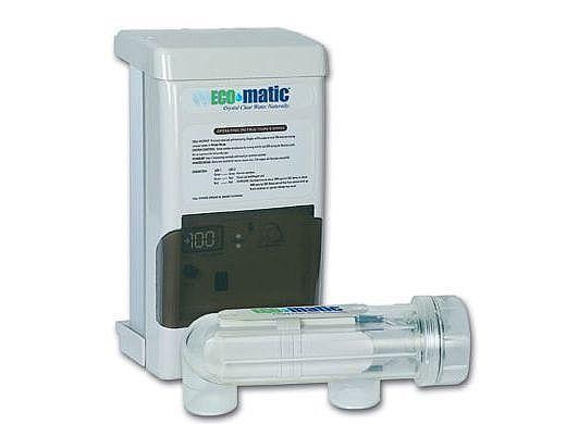 Eco-Matic Salt Generator for 34,000 Gallon Pool ESC7000 | 220-240V | MEMS24USA