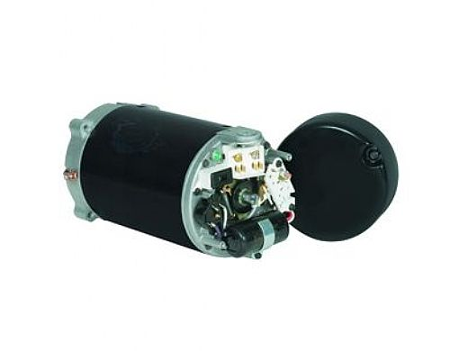 Replacement Threaded Shaft Pool Motor 1.5HP   115/208/230V 56 Round Frame   Full-Rated Energy Efficient B796   EB796