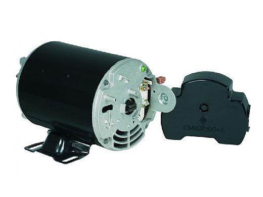 Replacement Threaded Shaft Thru-Bolt Pool Motor 1HP | 115V 48 Frame Single Speed BN25 | EZBN25