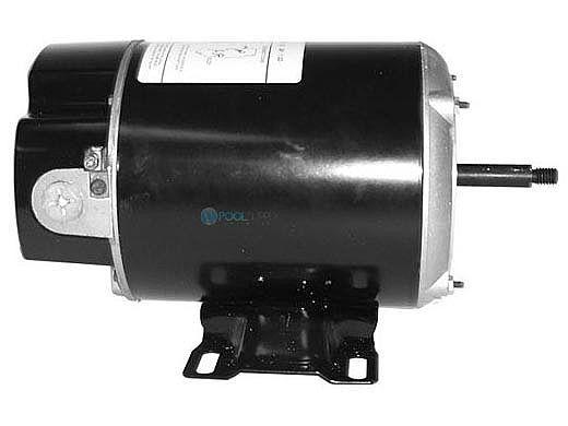 Replacement Threaded Shaft Thru-Bolt Pool Motor 1.5HP | 230/115V 48 Frame Single Speed BN35 | EZBN35