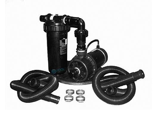Pentair Predator Ii System 25 Sqft 40 Gpm Pump 56224800
