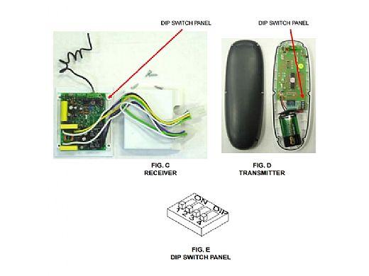 SR Smith Wireless Remote Control for 6004 Illuminator | RM-6000