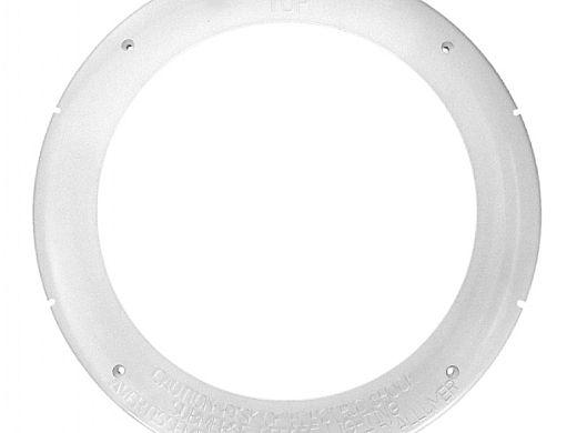 Pentair Large Plastic Face Ring   White   79212100