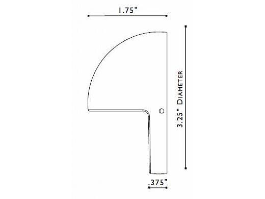 MolluscoMuro® Bronze 10 Watt | MM-10-BZ | 226950