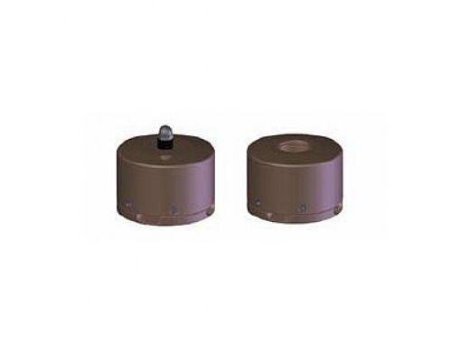 FX Luminaire | VersaBox Brass for TrellisSolare Lights | VB-TS-BS | 221440