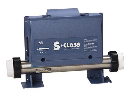 Gecko SC-MP-P122-P212-B1-CP1-01-LCD-H4.0-AMP-SBD Spa Controller | 0202-205163