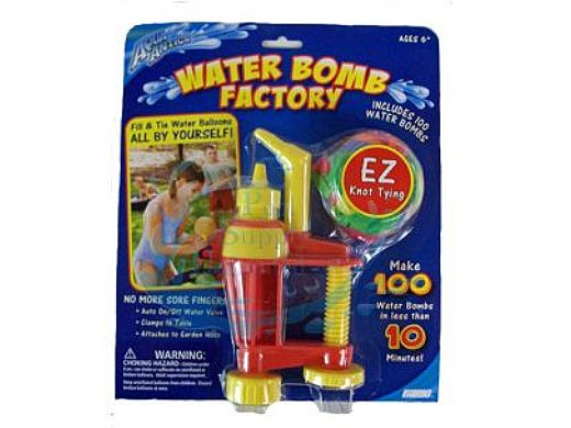 Water Bomb Factory | 4407