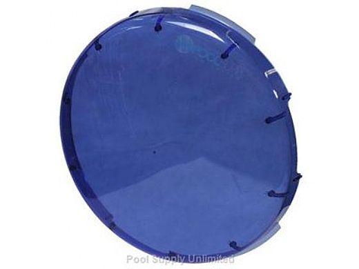 Pentair Pool Kwik-Change Lens Plastic Blue | 78900800