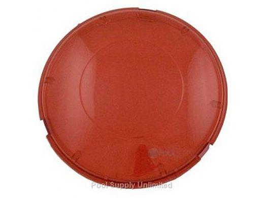 Pentair Kwik-Change Plastic Lens Red | 78900900