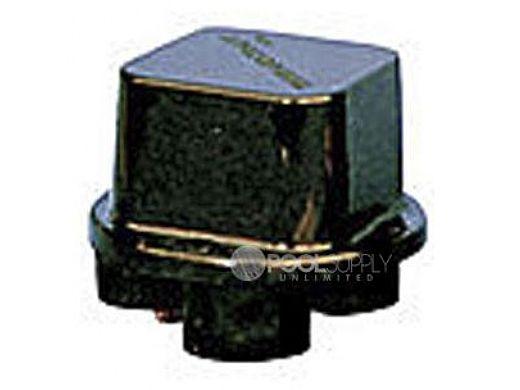 Black 3-Hole Junction Box   JBP75175