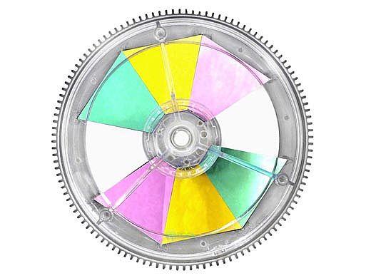 Pentair Sam Light Color Wheel Assembly 619489