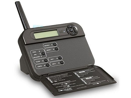 Hayward Goldline Wireless P-4 Tabletop Remote Control | Black | AQL2-TB-RF-P-4