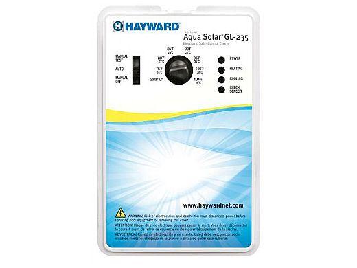 Hayward Aqua Solar Pool Control 12-24VAC and 120-240VAC Output | GL-235