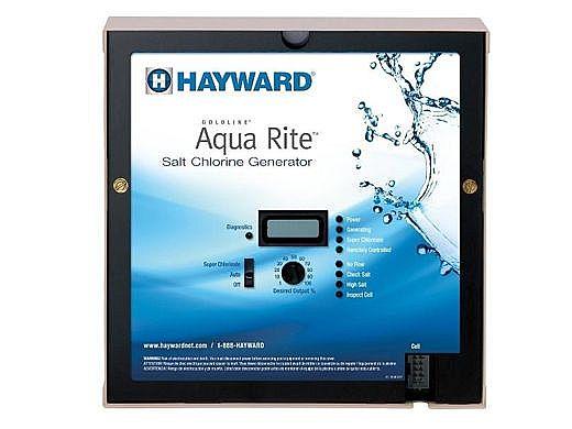 Hayward Goldline Aquarite Power Center For Aquarite Salt