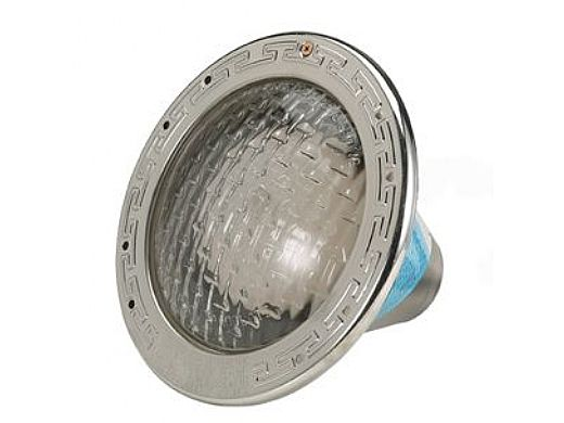 Pentair Amerlite Pool Light for Inground Pools Stainless Steel Facering   100W , 12V , 100' SS   78415100