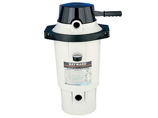 Hayward Perflex with Clamp Modular Above Ground Pool DE Filter | 20 SqFt | W3EC40AC