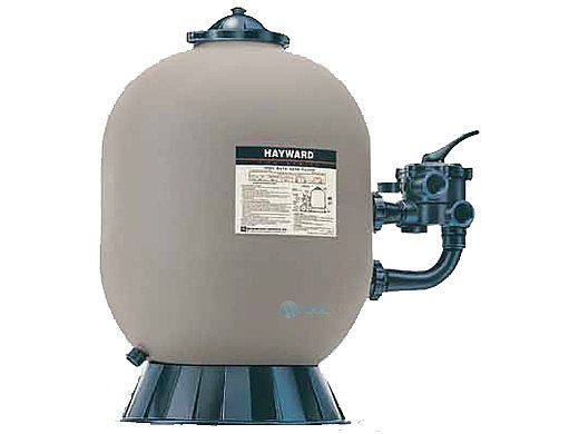 Hayward Pro Series Side Mount Sand Filter 30 inch Tank | Backwash Valve Required | W3S310S
