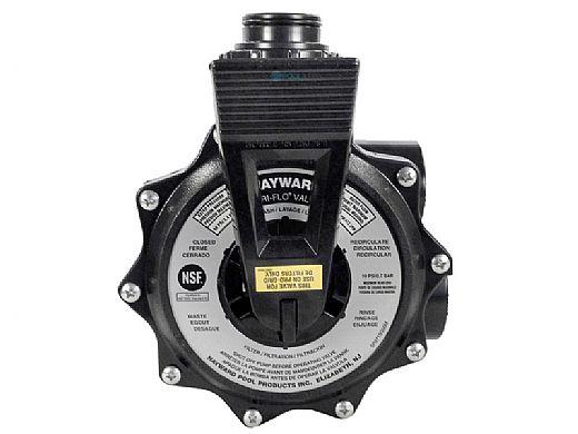 "Hayward Vari-Flo XL Multi-Port Control Valve Pipe Size: 2"" FIP | SP0715XR50"