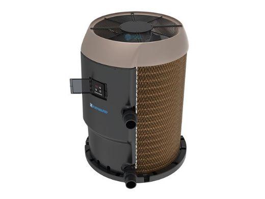Hayward HeatPro Heat Pump | 110K BTU | Round Platform | W3HP21104T