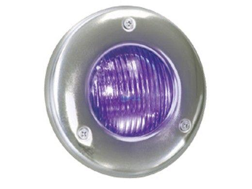 Hayward ColorLogic 4.0 Spa Light Stainless Steel Face Rim   LED 120V 100 ft Cord   W3SP0535SLED100