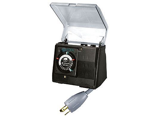 Intermatic P1000me Series Portable Outdoor Timer 110v P1131