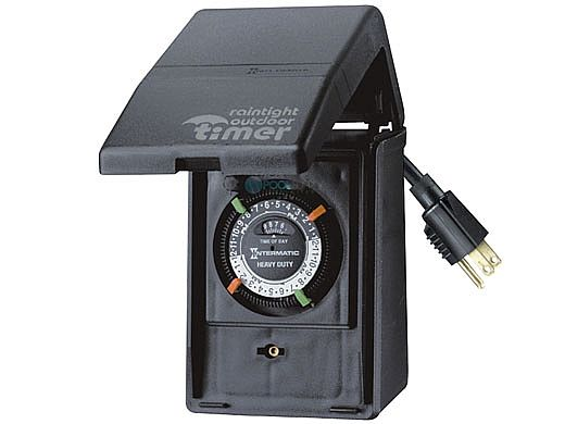 Intermatic P1000ME Series Heavy Duty Portable Outdoor Pool Timer 110V   P1121