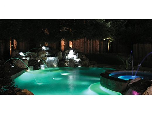 Jandy Watercolors Color Pool Light Cphvleds30