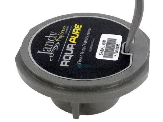 Zodiac Jandy AquaPure Salt Cell Flow & Salinity Sensor for 3-Port Cells 16' Cable | R0452500
