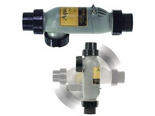 Jandy AquaPure PureLink 3-Port Salt Cell Kit | 14 Blade Cell | 40,000 Gallons | PLC1400