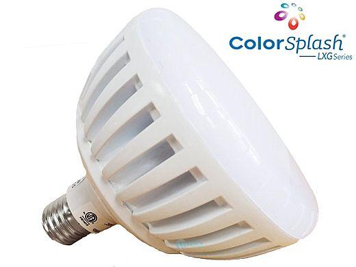 J&J Electronics ColorSplash LXG Series LED Pool Lamp | 120V | LPL-P2-RGB-120