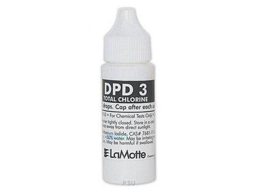 Lamotte Chlorine DPD #3 30ML | P-6743-G