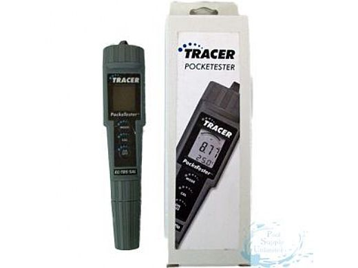 Lamotte Tracer Pocket Tester for Salt, Total Disolved Solids, Temperature, & Electrical Conductivity | 1749