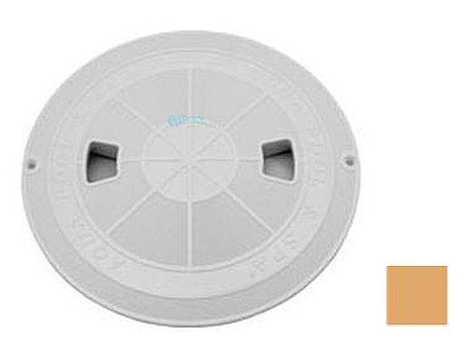 AquaStar Skimmer Lid Cover Round   Tan   RT108