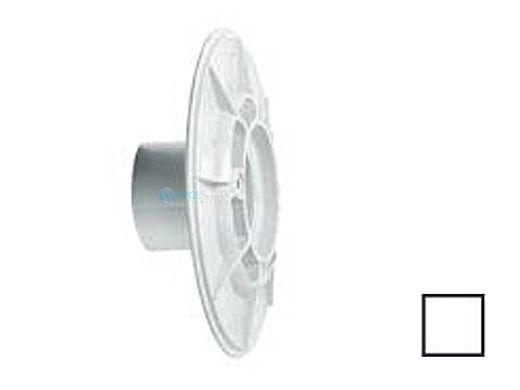 "AquaStar 6"" Sumpless Bulkhead Fitting with 2"" Slip Insider (VGB Series)   White   620SI101"