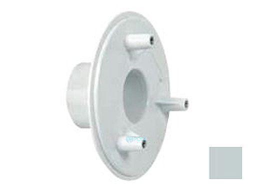 "AquaStar 4"" Sumpless Bulkhead Fitting with 1.5"" Slip Insider (VGB Series) | Light Gray | 415SI103"