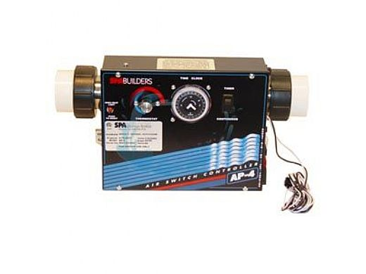 spa builders control ap 4 120 240v 30 50a 1 pump 1 blower 3 70 0217 rh poolsupplyunlimited com
