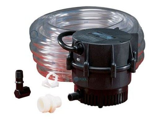 Franklin Electric Little Giant Pool Cover Pump 325 GPH | 18 Foot Cord | 574027 PCPK-N
