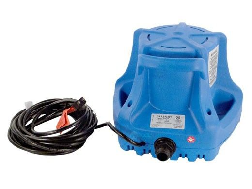 Franklin Electric Little Giant Pool Cover Pump   1700 GPH 25 Foot Cord   577301 APCP-1700