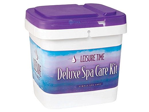 Leisure Time Spa Kit Deluxe Bromine Bucket 45105