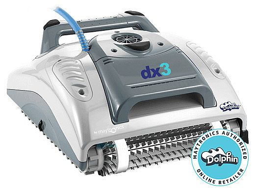 Maytronics Dolphin Dx3 Robotic Pool Cleaner 99996333 Dx3