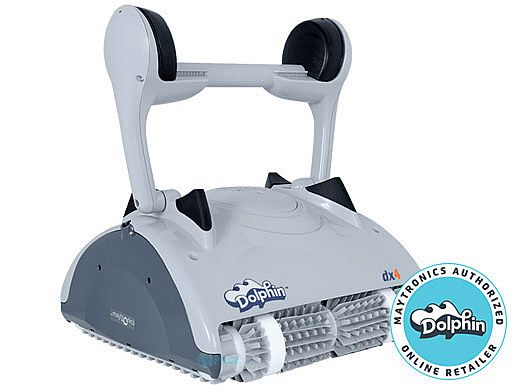 Maytronics Dolphin DX4 Robotic Pool Cleaner   99996376-DX4