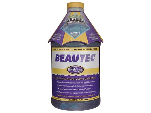 Easy Care Beautec Scale, Stain, Scum Controller | Salt Cell and Tile Cleaner 64 oz  | 22064