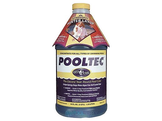 Easy Care Pooltec Winter Algaecide, Clarifier, and Chlorine Booster 64 oz | 36664