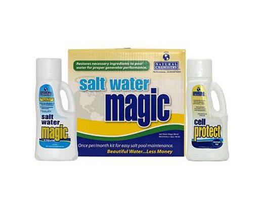 Natural Chemistry Salt Water Magic Maintenance Kit | 07404
