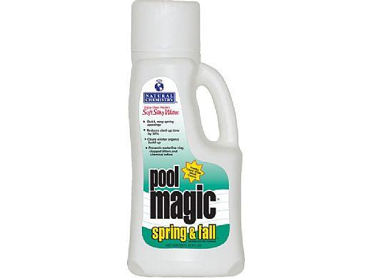 Natural Chemistry Pool Magic Spring & Fall 1L   03722
